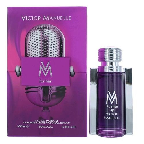 Victor Manuelle Perfume by Victor Manuelle 3.4oz Eau De Parfum Spray for women